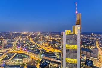 Nachtaufnahmen Frankfurt Thumbnail