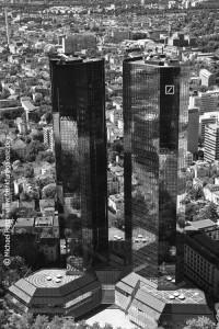 Deutsche Bank I & II Hochhaus