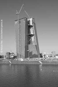 Neubau EZB Frankfurt