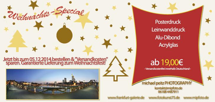 Weihnachtsspecial Fotogalerie Frankfurt