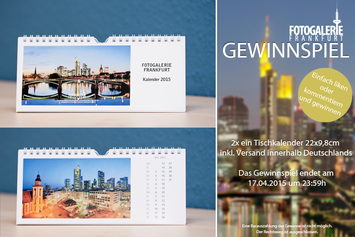 Facebook Gewinnspiel Frankfurt