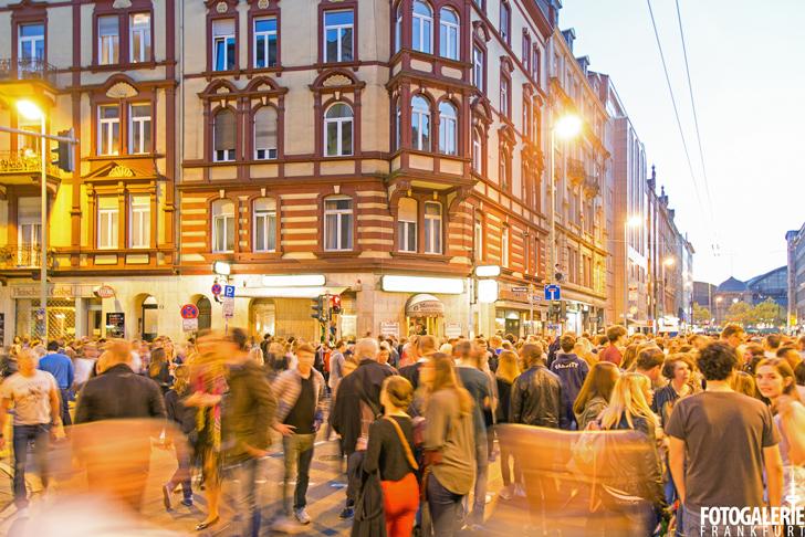 Bahnhofsviertelnacht Frankfurt - Fotogalerie Frankfurt