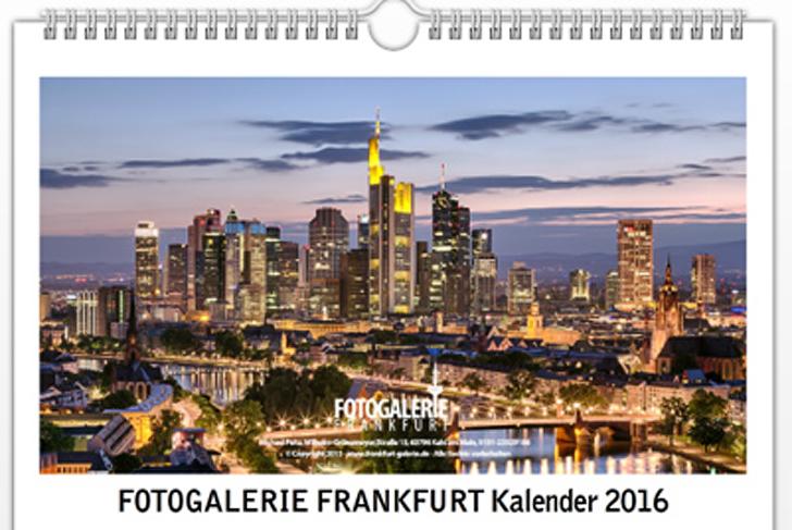 Fotogalerie Frankfurt Kalender 2016