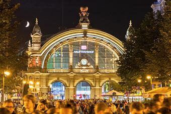 Bahnhofsviertelnacht Frankfurt