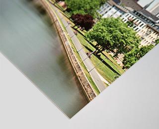 Posterdruck Beispiel - Fotogalerie Frankfurt
