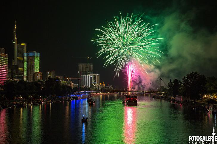 Museumsuferfes Feuerwerk 2017