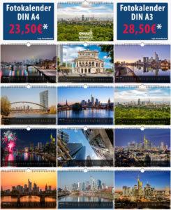 Vorschau Fotogalerie Fotokalender 2018