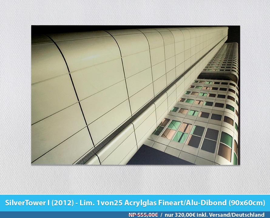 Bildershop Frankfurt - 003 Silvertower I