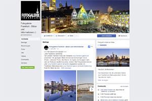 Fotogalerie Frankfurt Facebook FanPage