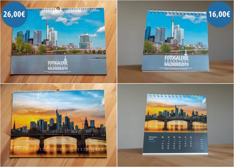 Fotogalerie Frankfurt Kalender 2019
