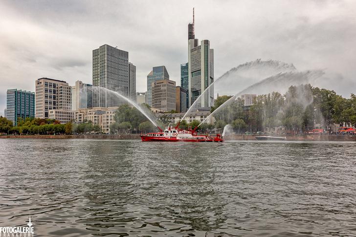 50 Jahre Feuerwehrboot Frankfurt